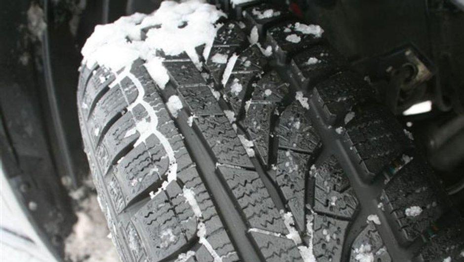 Sécurité routière : les bons pneus pour l'hiver