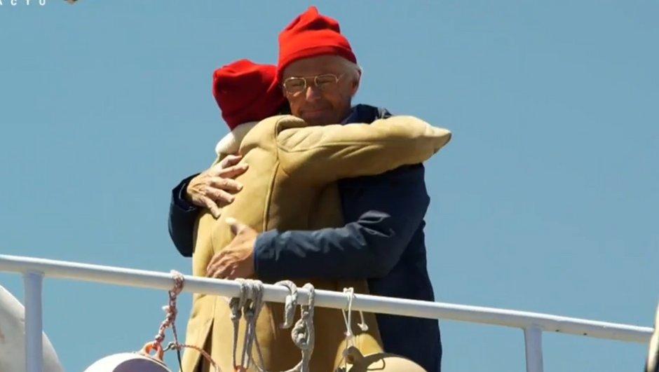 Commandant Cousteau, découvrez les coulisses du film qui retrace sa vie