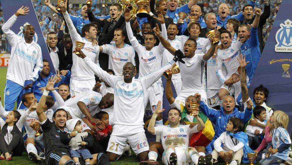 Affluences : l'OM avec Barcelone, le Real Madrid ou Manchester United