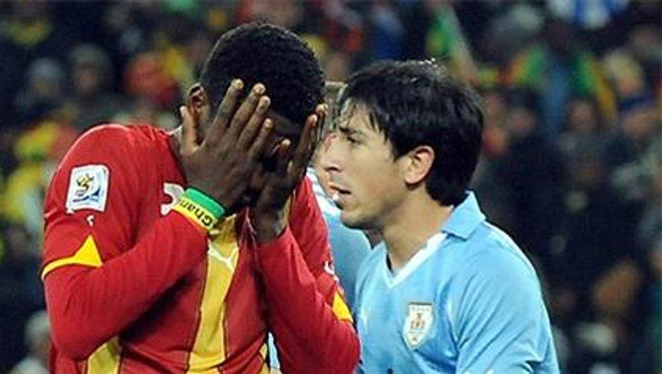 L'Uruguay brise le rêve africain