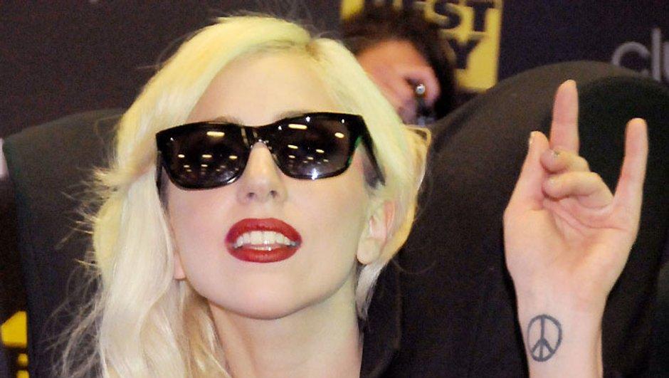 Lady Gaga, reine de la planète People en 2010!