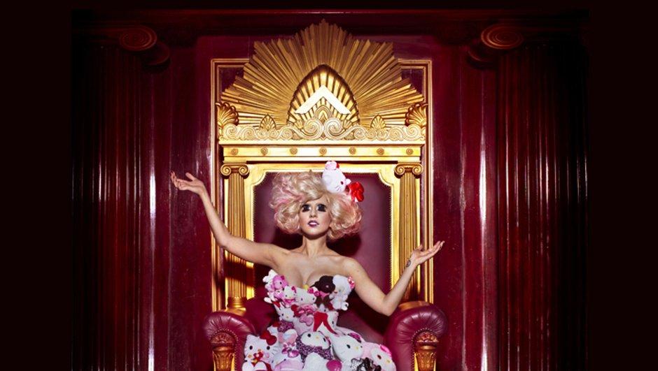Lady Gaga rend Hommage à Hello Kitty