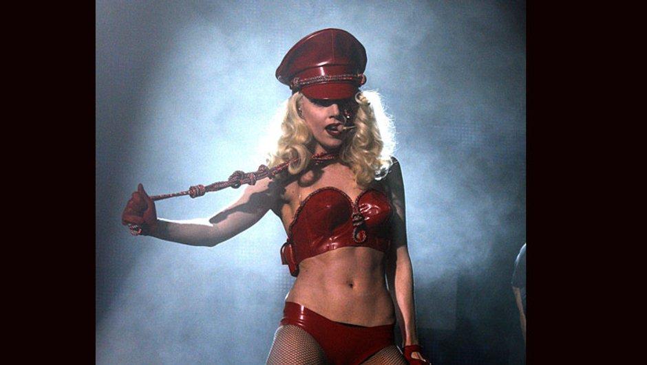 Lady Gaga s'effondre !