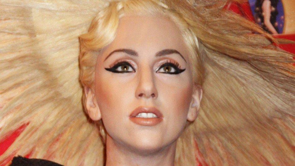 Lady Gaga : des statues de cire plus vraies que nature !