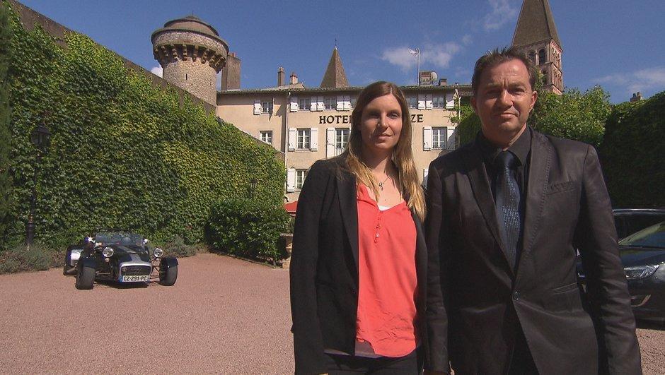 Christian et Laetitia, les candidats du mardi !