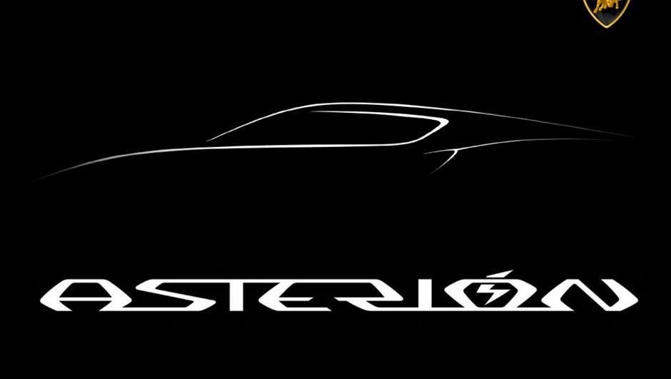Lamborghini Asterión Concept 2014 : la première hybride au taureau ?