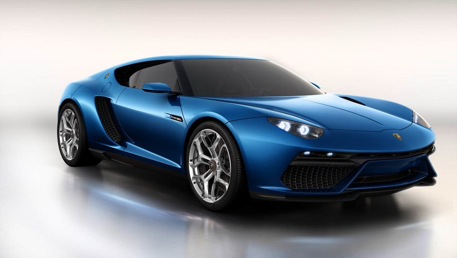 Lamborghini Asterion LP 910-4 Concept 2014 : le supercar hybride rechargeable dévoilé !