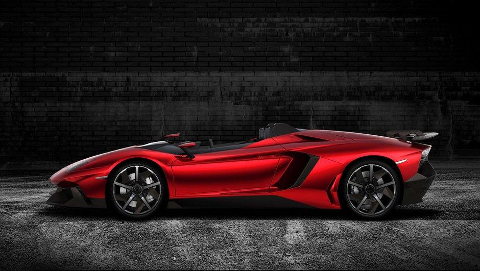 """Salon de Genève 2013 : la """"plus rapide des Lamborghini"""" confirmée"""