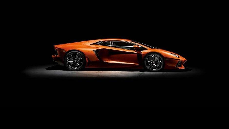 Lamborghini Aventador GT : la rumeur d'une 4 portes à Genève