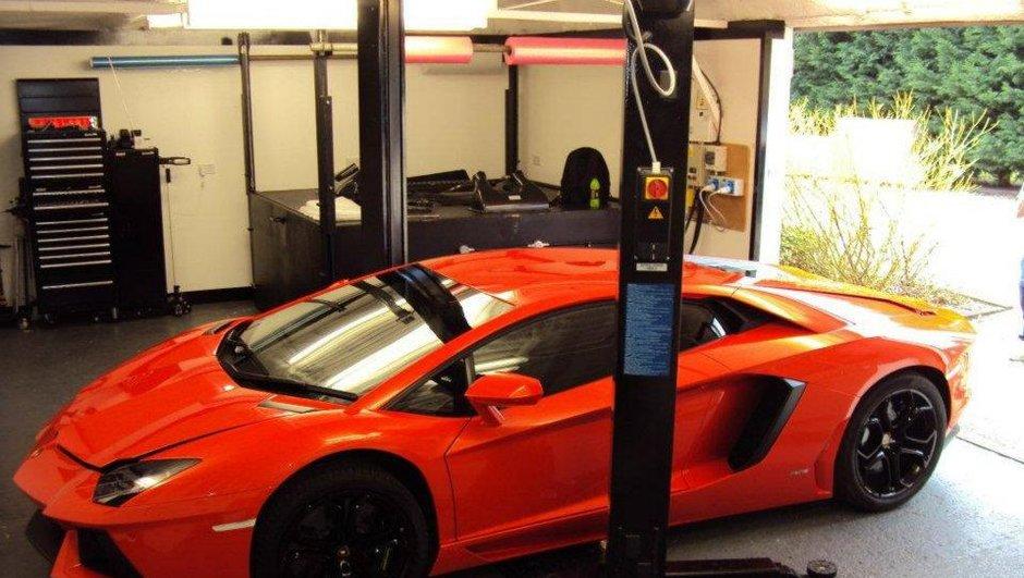 Préparation : une Lamborghini Aventador de 762 ch par Oakley Design