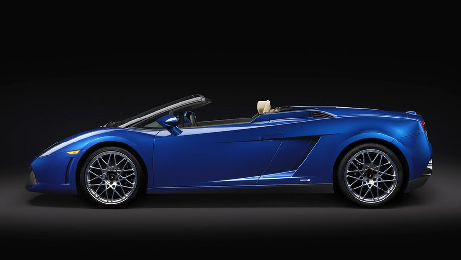 """Lamborghini """"Cabrera"""" : des infos sur la remplaçante de la Gallardo"""