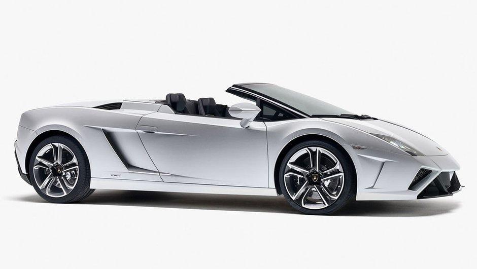 Lamborghini Gallardo LP 560-4 Spyder 2013 : faire durer le plaisir