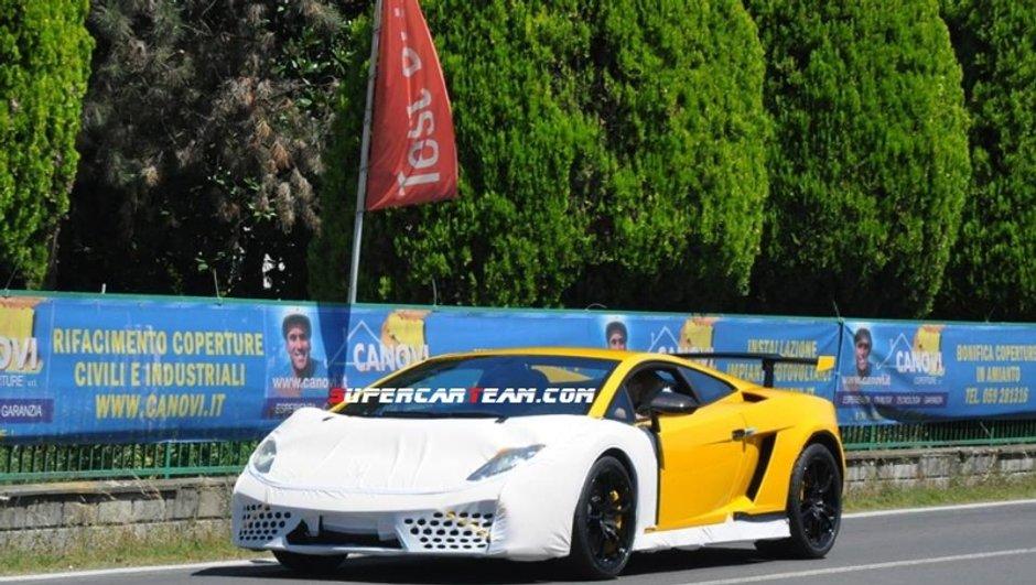 """Lamborghini Gallardo : une ultime édition """"Squadra Corsa"""" ?"""