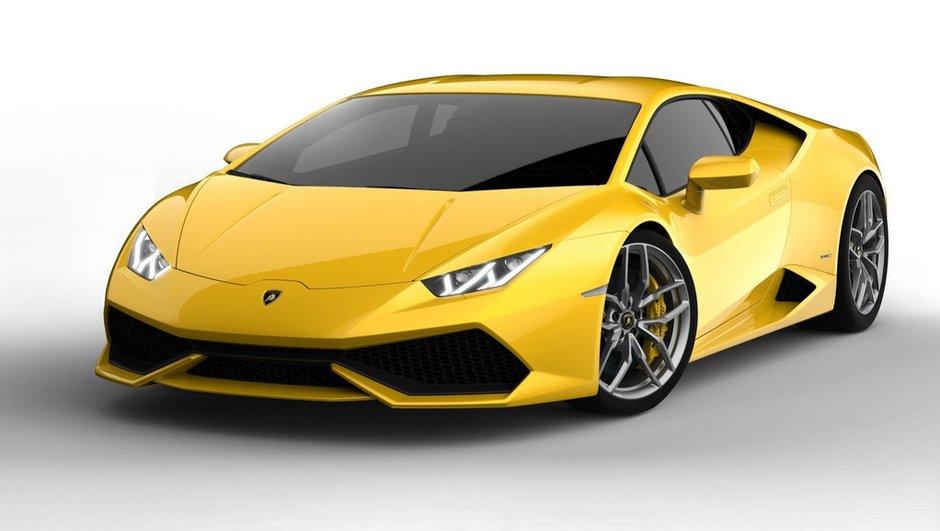 Lamborghini Huracán 2014 : les 1ères photos officielles en fuite ?