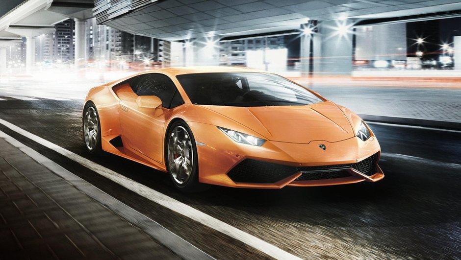 Salon de Genève 2014 : Lamborghini Huracan LP 610-4, la sportive plus attendue ?