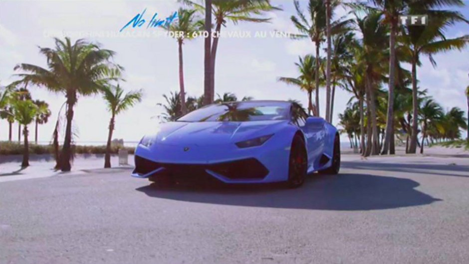 La Lamborghini Huracan LP 610-4 Spyder à l'essai