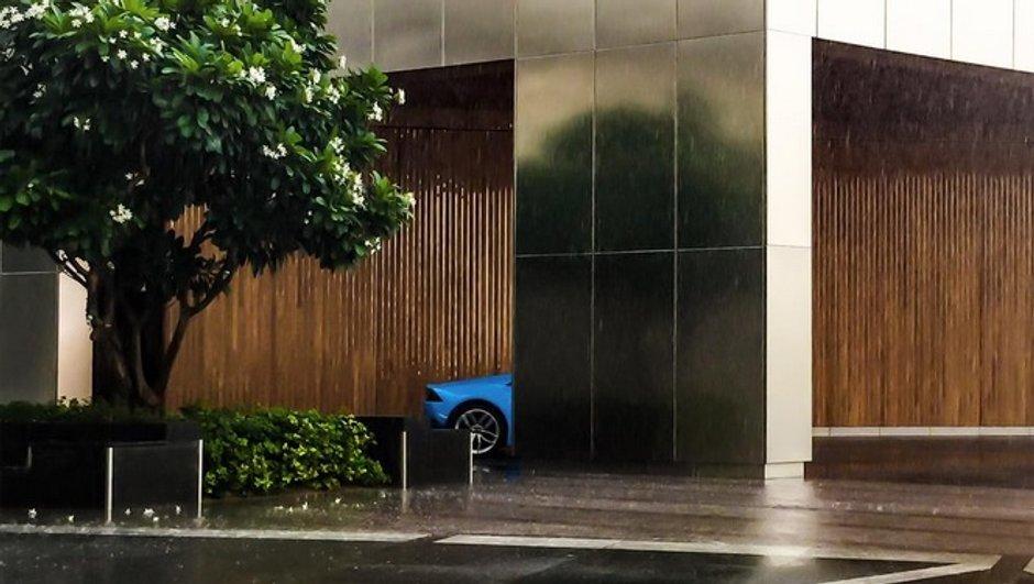 Lamborghini Huracan Spyder : le décompte est lancé