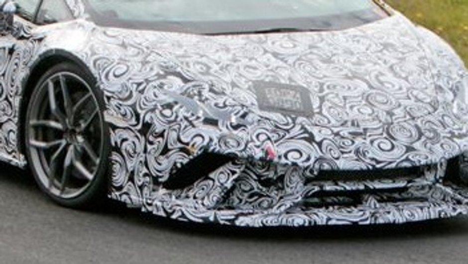 Scoop : La Lamborghini Huracán Superleggera de sortie au Nürburgring