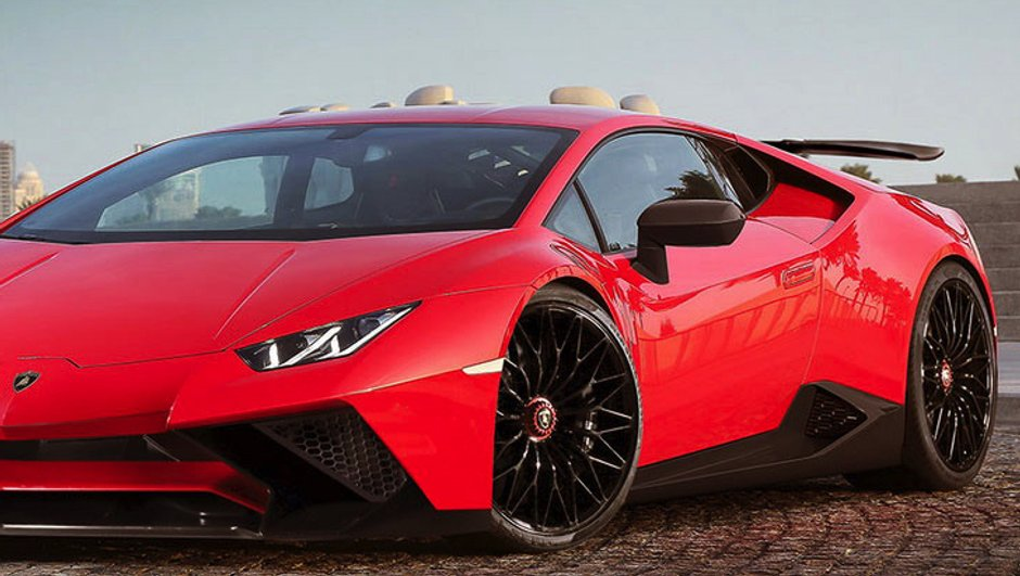 Design : il imagine la future Lamborghini Huracan Superleggera