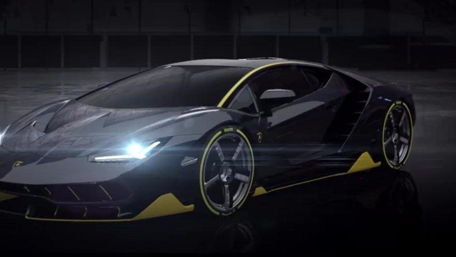 Lamborghini Centenario LP 770-4 : du mordant pour les 100 ans