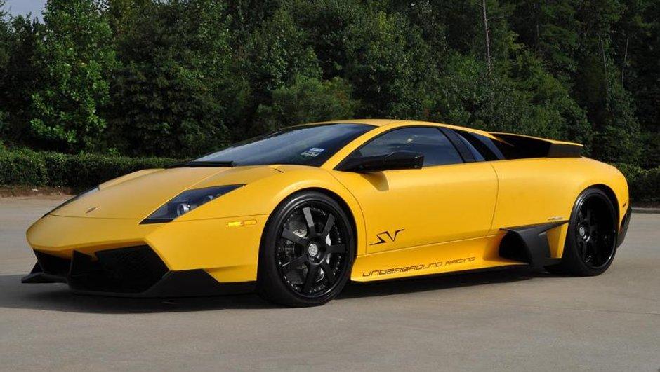 Lamborghini Murciélago par Underground Racing : 1.000 chevaux !