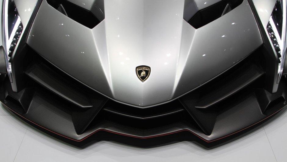 EXCLU - Future Lamborghini Centenario LP 770-4 : l'exclusive Aventador pour 2016