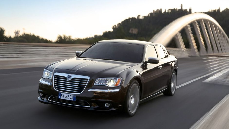 Nouvelle Lancia Thema 2011 : tarifs, informations et moteurs