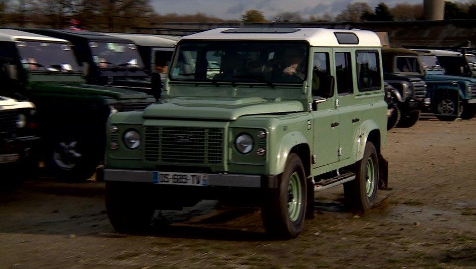Sommaire : Automoto rend hommage au Land Rover Defender ce 13 décembre 2015