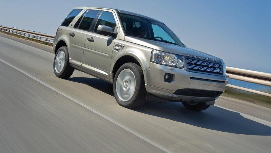 Mondial de l'Auto 2010 : Land Rover Freelander à partir de 27.950 euros