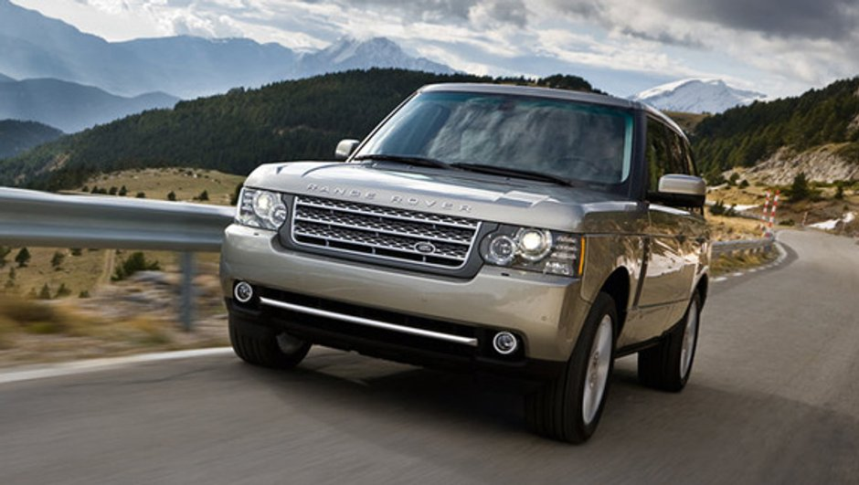 Land Rover dévoile les tarifs du Range Rover 2010