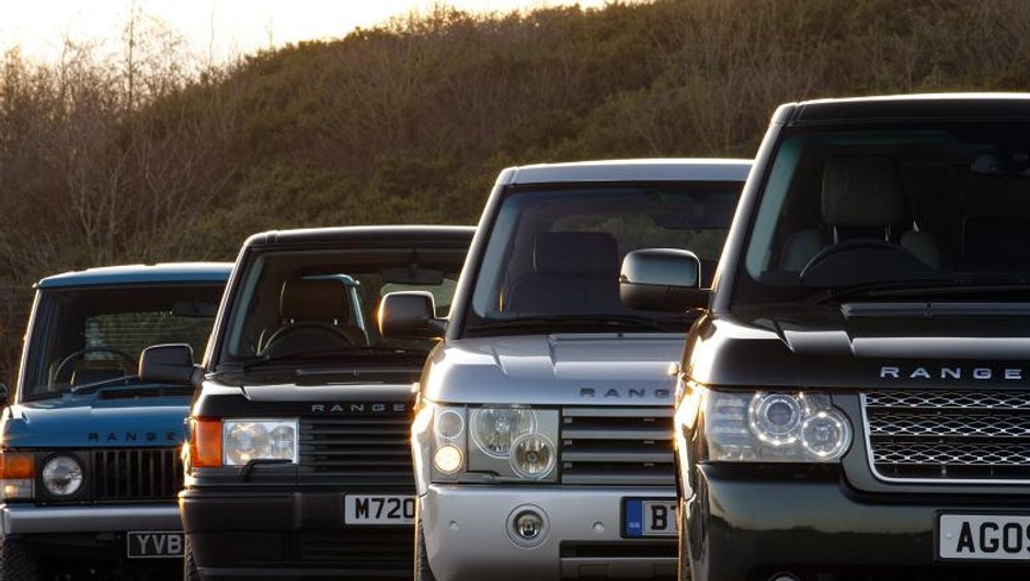 Land Rover Range Rover : 40 ans pour le SUV de luxe