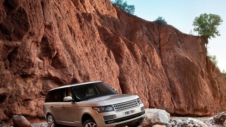 Le prochain Range Rover montera en gamme