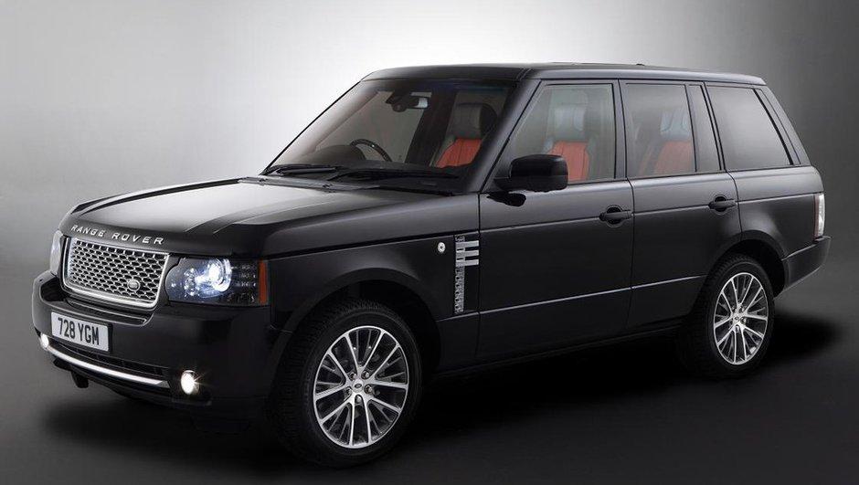 Range Rover Vogue : série spéciale pour les 40 ans du SUV