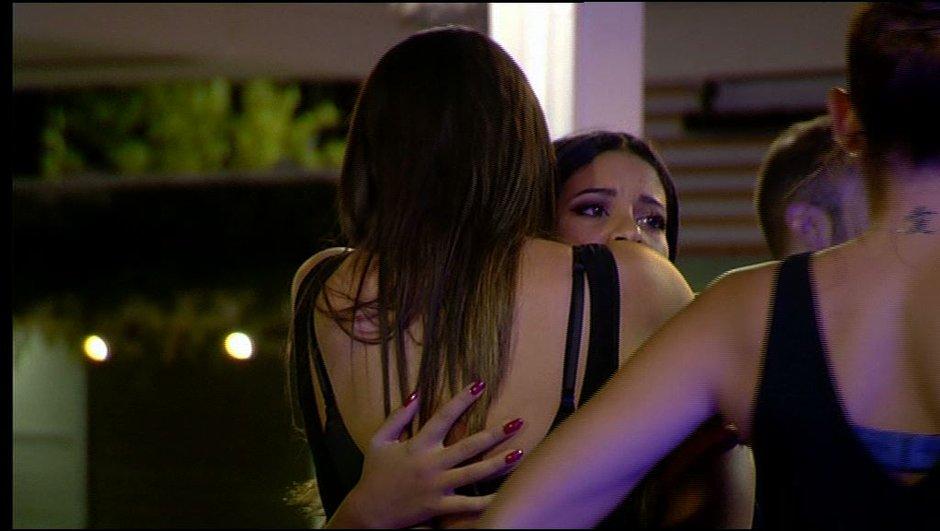 Secret Story 9 : Vanessa partie, Alia inconsolable