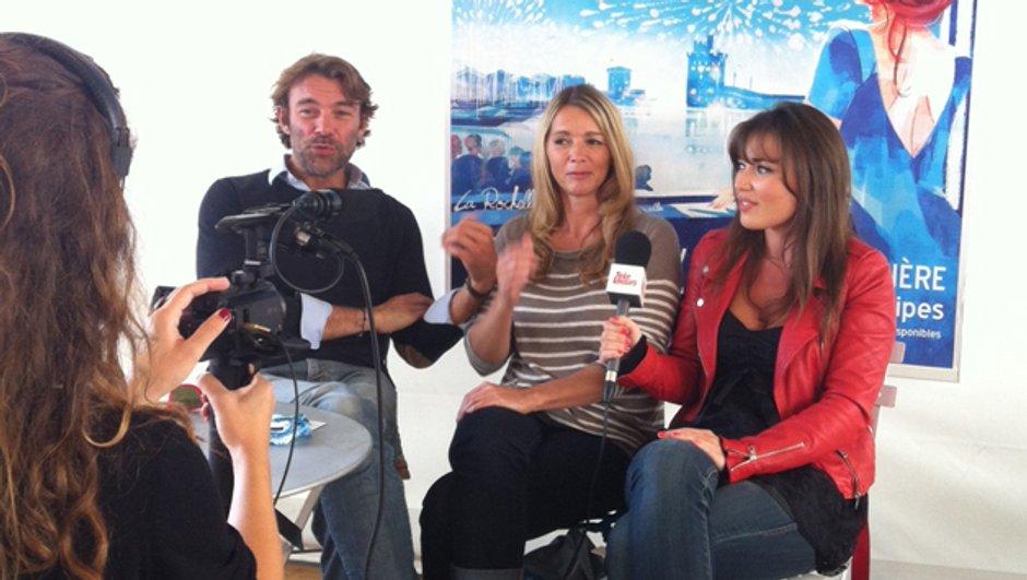 Festival TV de la Rochelle: Elsa Esnoult, Hélène Rollès et Patrick Puydebat à votre rencontre!