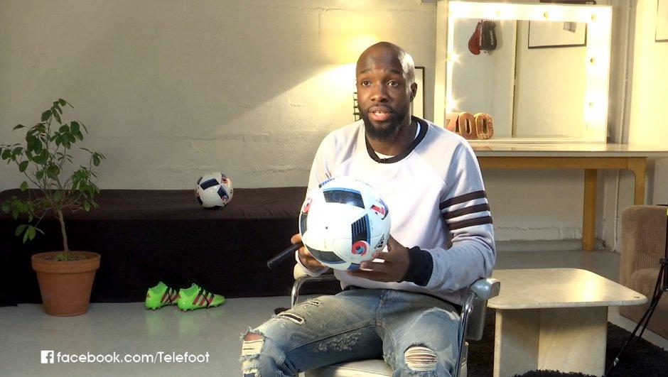 2M de fans : Gagnez le ballon de l'Euro signé par Lassana Diarra et un maillot dédicacé par Nabil Fekir