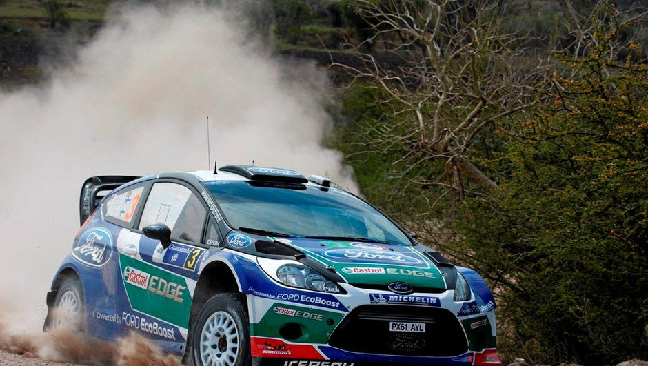 Rallye du Portugal 2012 : Latvala en tête au Jour 1, accident de Loeb