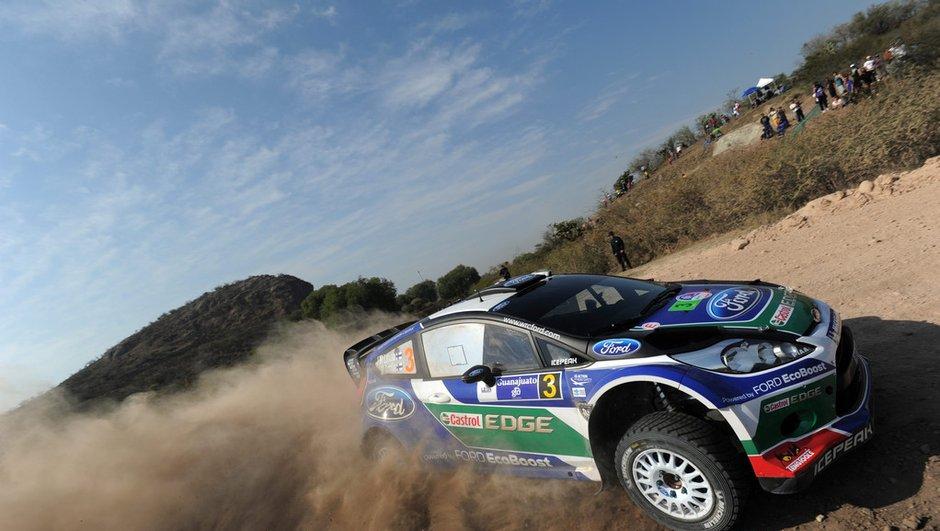 WRC 2012 - Rallye du Portugal : Latvala devant aux essais