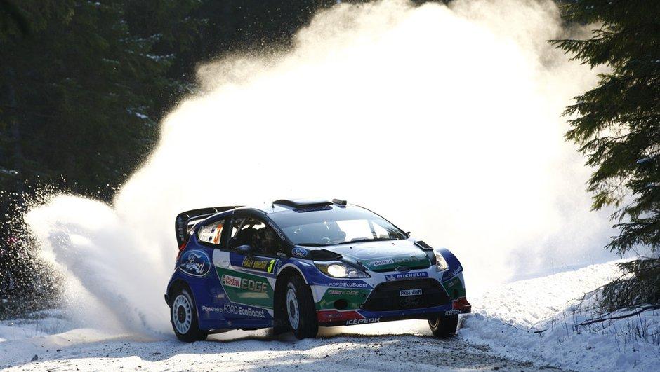 WRC Rallye de Suède 2012 : Latvala leader vendredi soir
