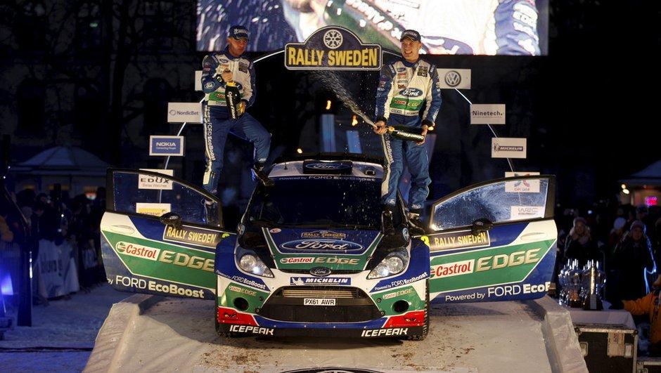 WRC Rallye de Suède 2012 : résultats et classements