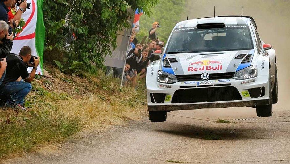 WRC - Rallye d'Allemagne 2013: Latvala contrôle, Ogier cravache