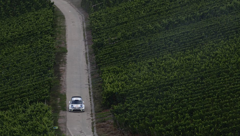 WRC - Rallye d'Allemagne 2013 - Spéciale 7 : Latvala se reprend