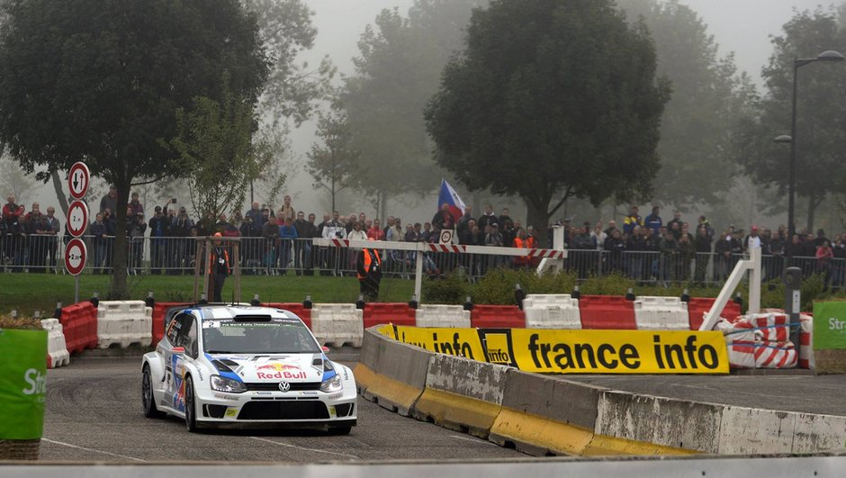 WRC - Rallye d'Alsace 2014 : Latvala leader vendredi soir