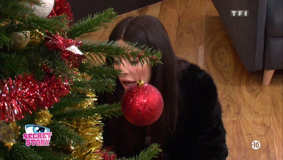 Secret Story 11 : Pour Noël, Laura fait une demande très spéciale