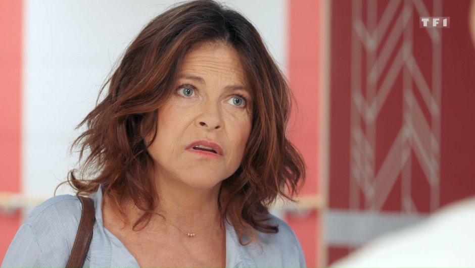 Demain nous appartient - Dans l'épisode 527 : Laurence apprend le secret de Sandrine