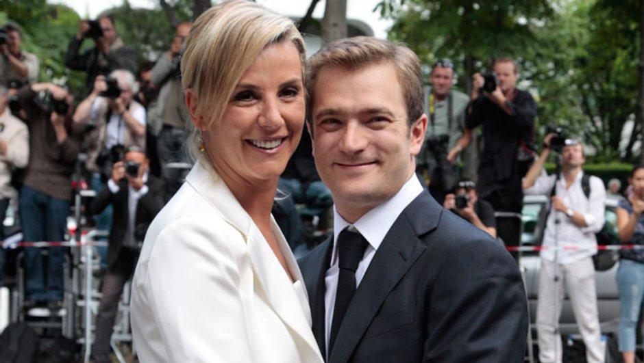 Laurence Ferrari est maman : c'est un garçon !