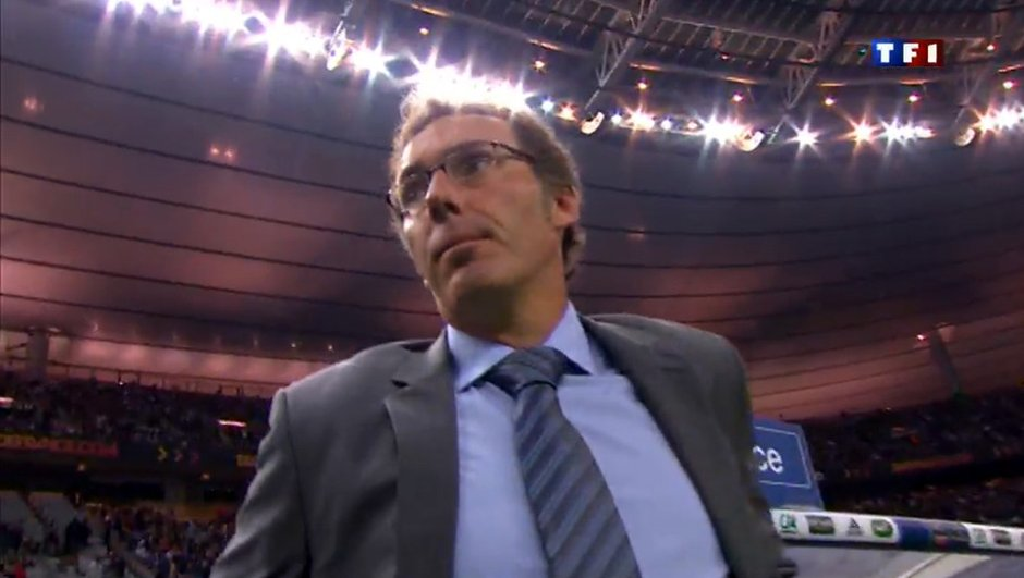 Angleterre - France : avantage Laurent Blanc !
