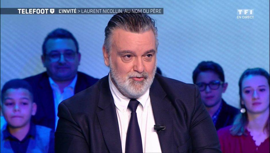 """[EXCLU Téléfoot 4/02] - Ligue 1 / Laurent Nicollin : """"On avance sur le nouveau stade avec le maire de Montpellier"""""""