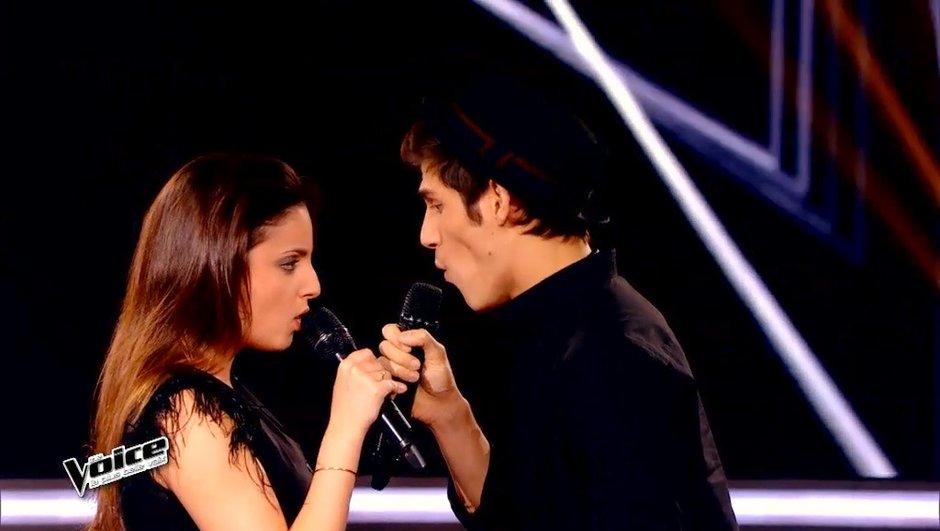 """The Voice  4 - BATTLES : La jeune Law' impressionne sur """"Chou wasabi"""" de Julien Doré"""