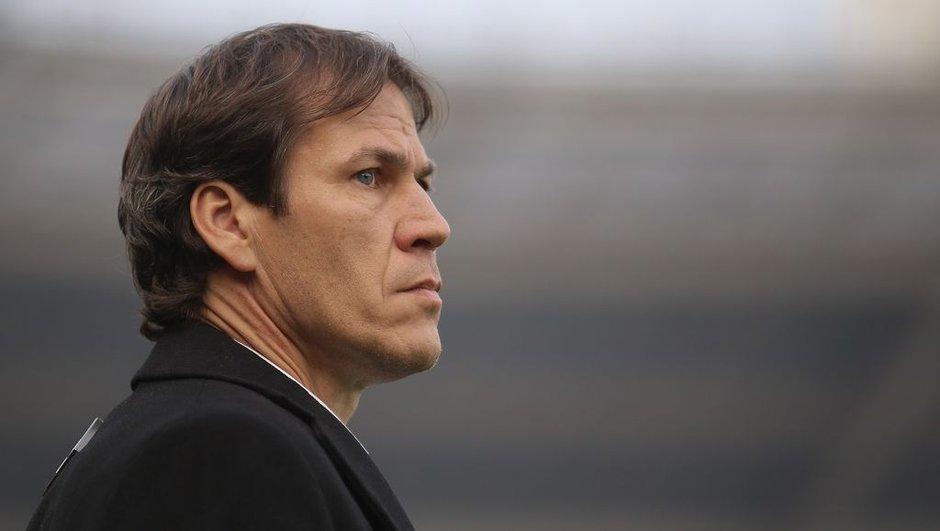 """OM -  Garcia: """"Bien préparer le PSG, cela passe par un bon match face à Braga"""""""